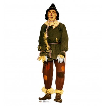 Scarecrow Wizard of Oz 75th Anniversary Cardboard Cutout