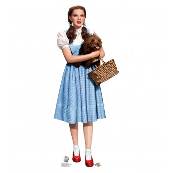 Dorothy Holding Toto Wizard of Oz 75th Anniversary Cardboard Cutout - $39.95