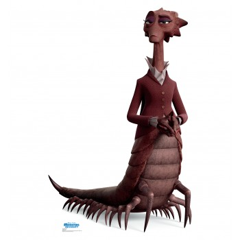 Hardscrabble Monsters University Cardboard Cutout
