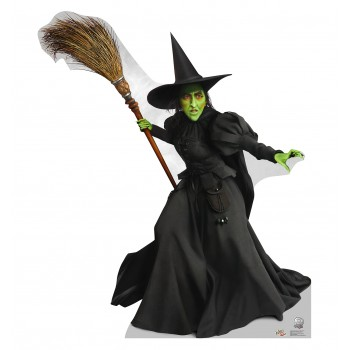Wicked Witch of the West Wizard of Oz 75th Anniversary Cardboard Cutout