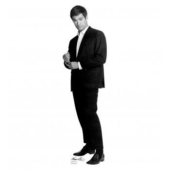 Bruce Lee Suit Cardboard Cutout - $39.95