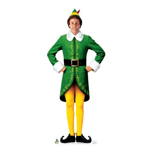 Elf Will Ferrell (Elf) Cardboard Cutout
