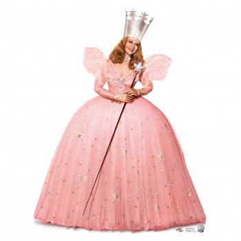 Glinda the Good Witch Wizard of Oz 75th Anniversary Cardboard Cutout