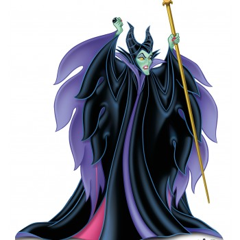 Maleficent (Disney Villains) Cardboard Cutout - $39.95