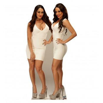 Bella Twins WWE Cardboard Cutout - $39.95