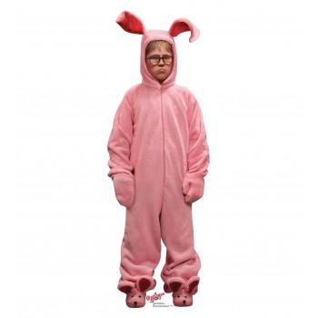 Deranged Easter Bunny A Christmas Story Cardboard Cutout - $39.95