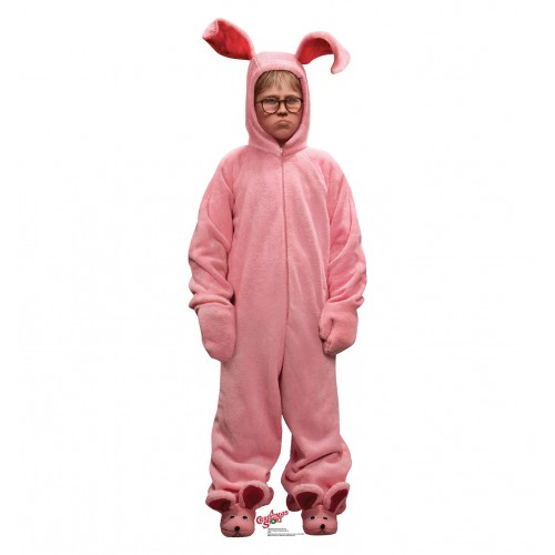 Deranged Easter Bunny A Christmas Story Cardboard Cutout