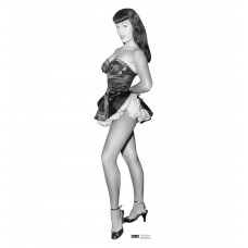 Bettie Page Fish Net Nylons