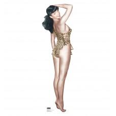 Bettie Page Leopard Bikini