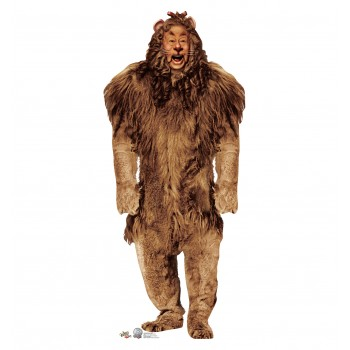 Cowardly Lion Wizard of Oz 75th Anniversary Cardboard Cutout