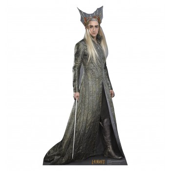 Thranduil The Hobbit: The Desolation of Smaug Cardboard Cutout