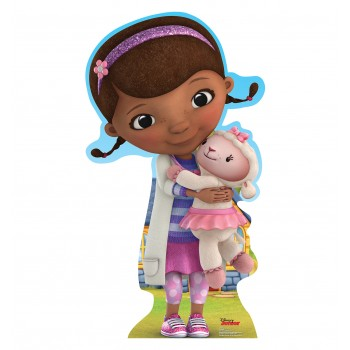 Doc McStuffins Disney Junior Cardboard Cutout