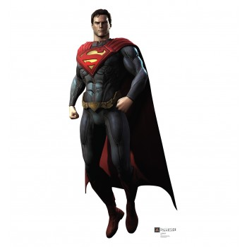 Superman Injustice DC Comics Game Cardboard Cutout