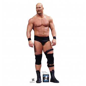 Stone Cold WWE Cardboard Cutout - $39.95