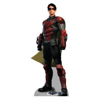 Robin Arkham Origins Game Cardboard Cutout