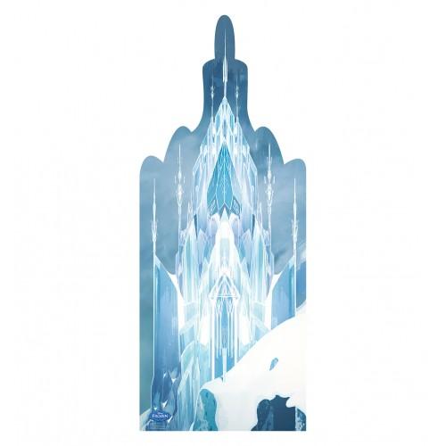 Frozen Ice Castle Disney s Frozen Cardboard Cutout