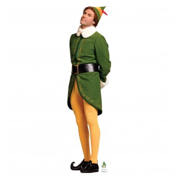 Elf Concerned - Will Ferrell (Elf) Cardboard Cutout