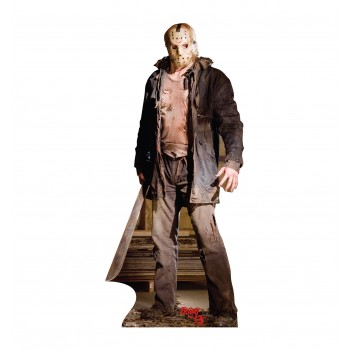 Jason Voorhees Knife (Friday 13th 2009) Cardboard Cutout