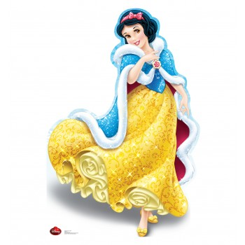 Snow White Holiday Limited Edition Cardboard Cutout