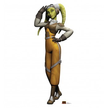 Hera Syndulla (Star Wars Rebels) Cardboard Cutout - $39.95