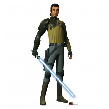 Kanan Jarrus (Star Wars Rebels) Cardboard Cutout - $39.95