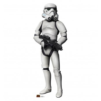 Stormtrooper (Star Wars Rebels) Cardboard Cutout