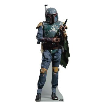 Boba Fett Star Wars Cardboard Cutout - $39.95