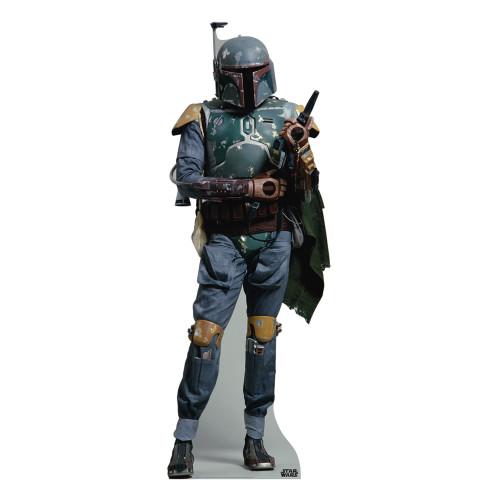 Boba Fett Star Wars Cardboard Cutout