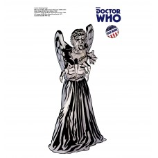 Weeping Angel - Mini Comic  (Doctor Who)
