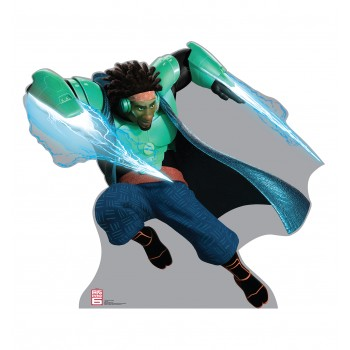 Wasabi No Ginger (Disney s Big Hero 6) Cardboard Cutout