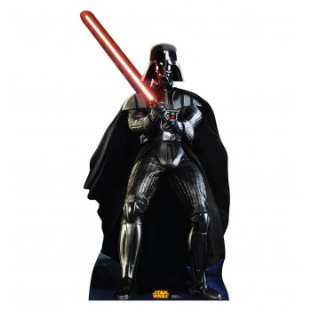Darth Vader Star Wars (Retouched) Cardboard Cutout