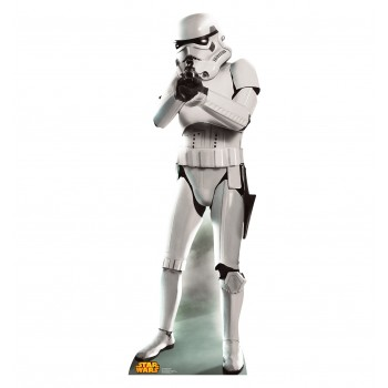 Stormtrooper Star Wars (Retouched) Cardboard Cutout - $39.95