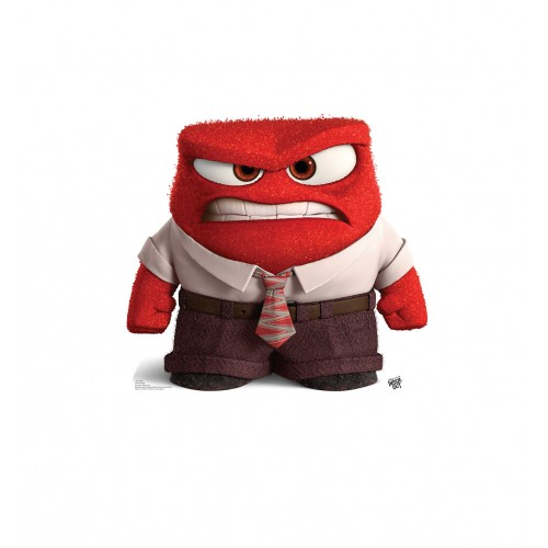 Anger (Disney/Pixars Inside Out) Cardboard Cutout