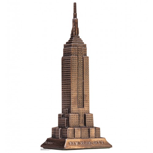 Empire State Building Cardboard Cutout