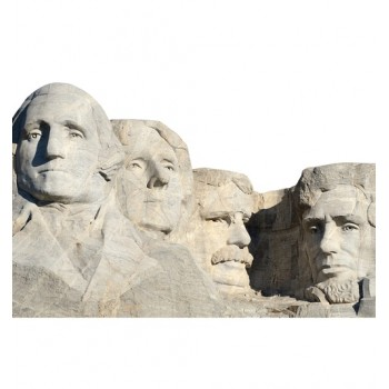 Mount Rushmore National Monument Cardboard Cutout - $39.95