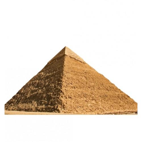 Egyptian Pyramid of Chephren Cardboard Cutout