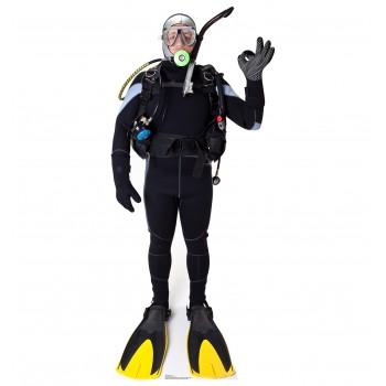 Scuba Diver Cardboard Cutout - $39.95