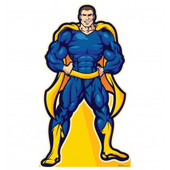 Super Hero Cardboard Cutout - $39.95