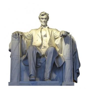 Lincoln Memorial Cardboard Cutout - $39.95