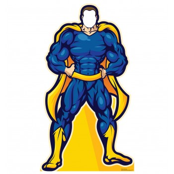 Super Hero Standin Cardboard Cutout - $39.95