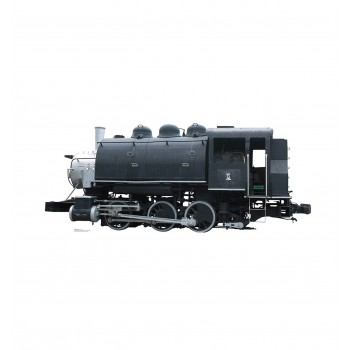 Steam Train #1 Cardboard Cutout - $39.95