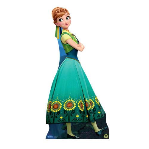 Anna (Frozen Fever) Cardboard Cutout