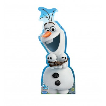 Olaf Hugging Snowgies (Frozen Fever) Cardboard Cutout - $39.95