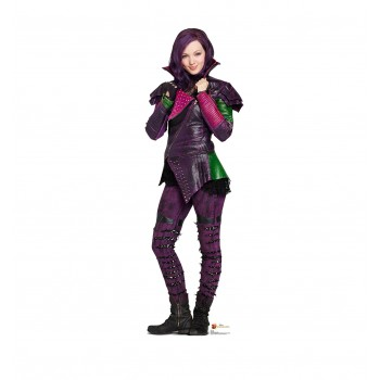 Mal (Disney Descendants) Cardboard Cutout - $39.95