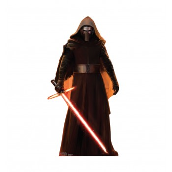 Kylo Ren (Star Wars VII: The Force Awakens) Cardboard Cutout