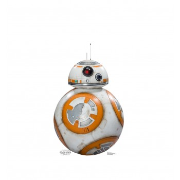 BB-8 (Star Wars VII: The Force Awakens) Cardboard Cutout - $39.95