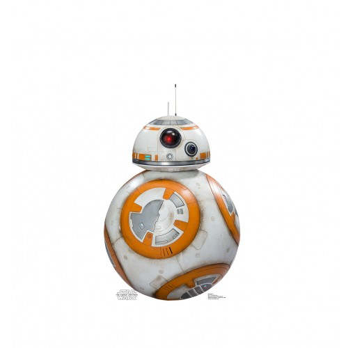 BB-8 (Star Wars VII: The Force Awakens) Cardboard Cutout