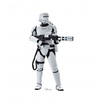 Flametrooper (Star Wars VII: The Force Awakens) Cardboard Cutout