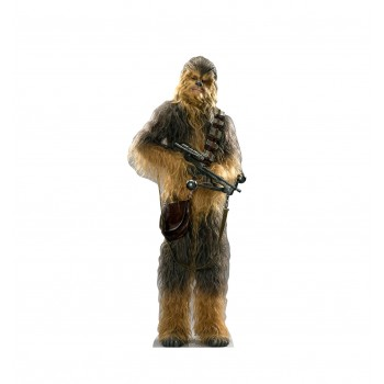 Chewbacca (Star Wars VII: The Force Awakens) Cardboard Cutout - $39.95