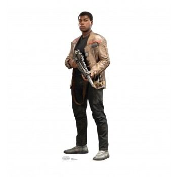 Finn (Star Wars VII: The Force Awakens) Cardboard Cutout - $39.95